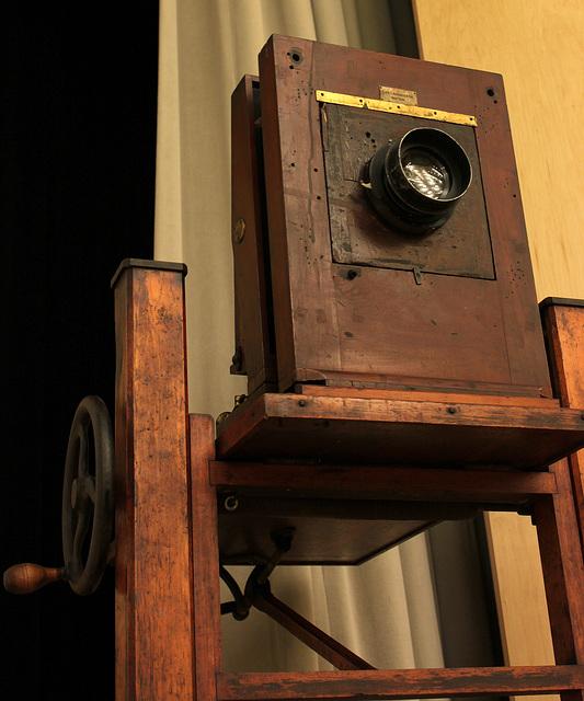 Bayard Wootten's camera