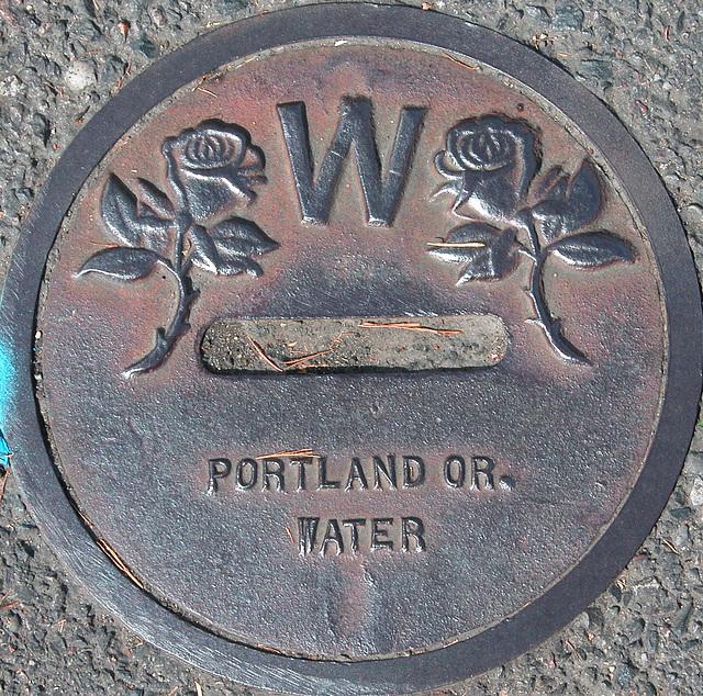 Portland water