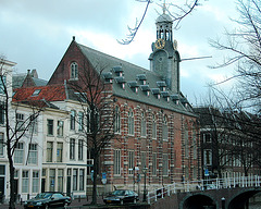 Academy Building of Leiden University
