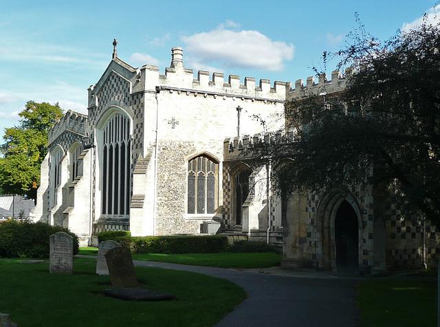 st.mary's church, luton