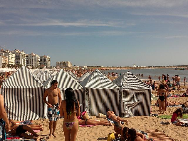 August's beach