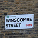 Winscombe Street, N19