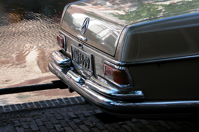 1971 Mercedes-Benz 300 SEL 3.5
