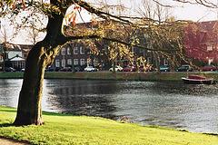 Plantsoen, Leiden, the Netherlands
