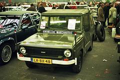 1974 Daf 66 Koerier