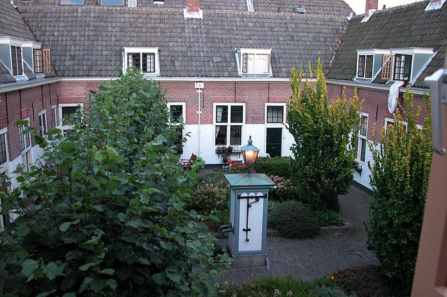 Almshouse – Bethlehem's Court, Leiden