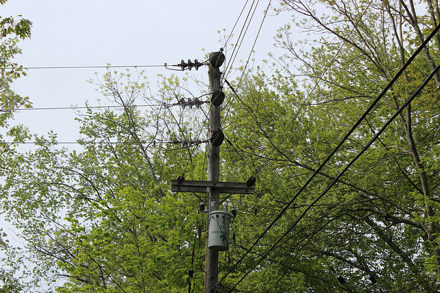 CL&P 27.6kV & 4.8kV - Oxford, CT