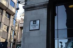 Clements Lane EC4