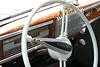 National Oldtimer Day in Holland: 1949 Skoda 1101 Roadster dashboard