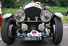 National Oldtimer Day in Holland: 1948 Bentley Petersons sportcar