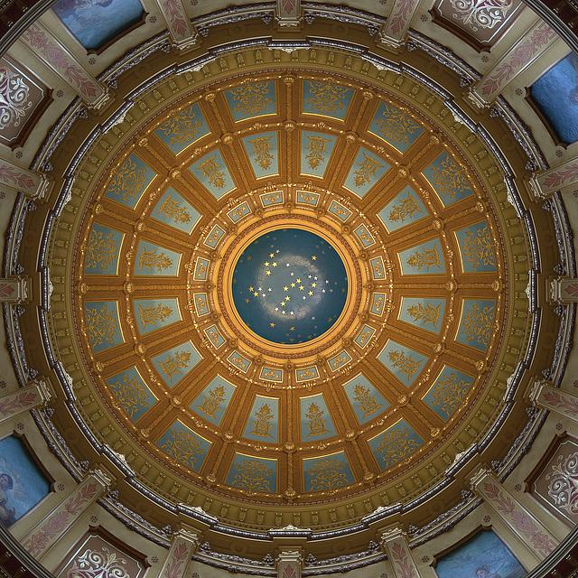 Michigan State Capitol Rotunda