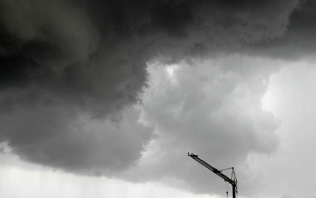 Tempesta sul Montello