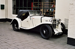 Car spotting: 1933 MG J2