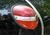 National Oldtimer Day in Holland: 1956 Panhard-Lavassor Dyna Z12 Berliner rear light