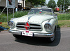 National Oldtimer Day in Holland: 1958 Borgward Isabella Coupé