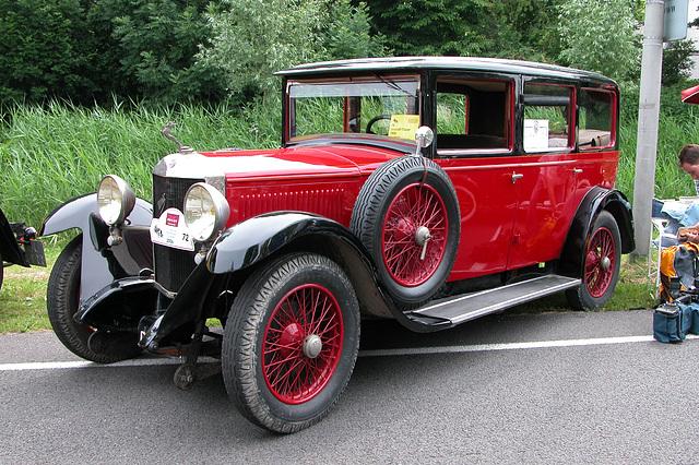 National Oldtimer Day in Holland: 1926 Unic L61 Tourer
