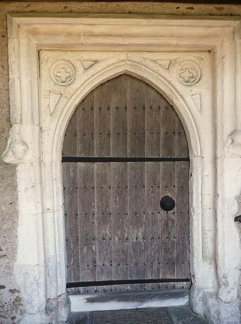 margaretting church