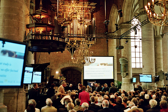 The Opening of the Academic Year of Leiden University
