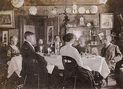 Vintage Family Dinner