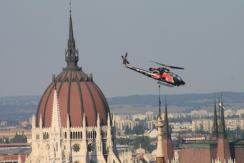 Stunt Helicopter