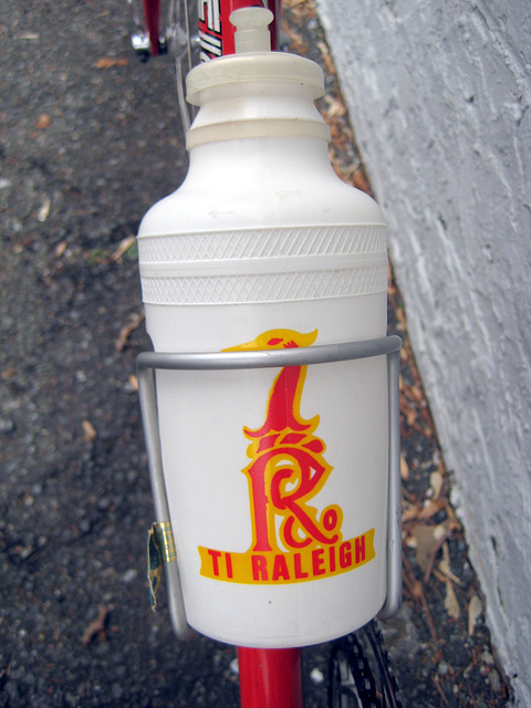 1980 Raleigh SBDU Team Professional