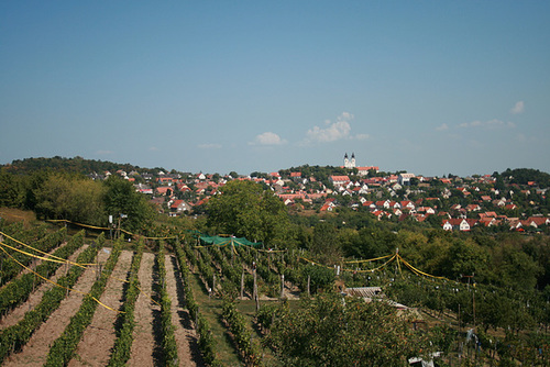 View of Tihany