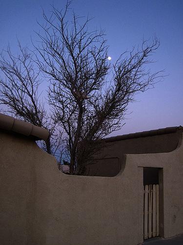 Moon Over Desert Hot Springs (4714)