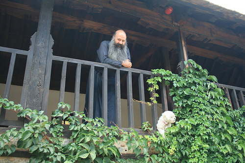 A Priest From a Cyprus Monastery
