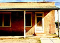 Down Home in Tombstone by Threaded Thoughts