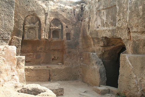 Tomb Carvings