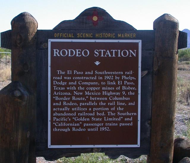 Rodeo, NM N4181a