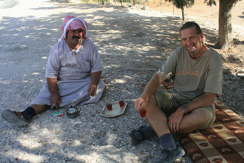 Tea With A Bedouin