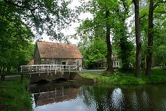 Nederland - Apeldoorn / Wenum, watermolen