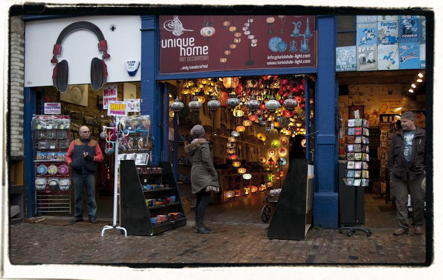Boutique de luminaires Camden