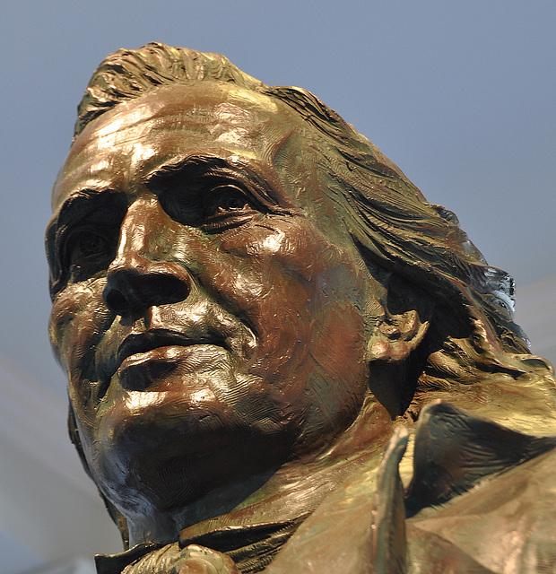 Brigham Young at Utah State Capitol