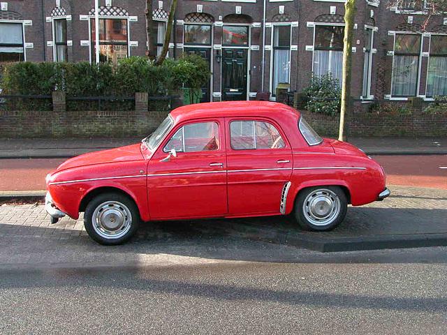 1965 Renault Dauphine Export 1094