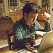 Colin Working on my #%&*@*#! Laptop