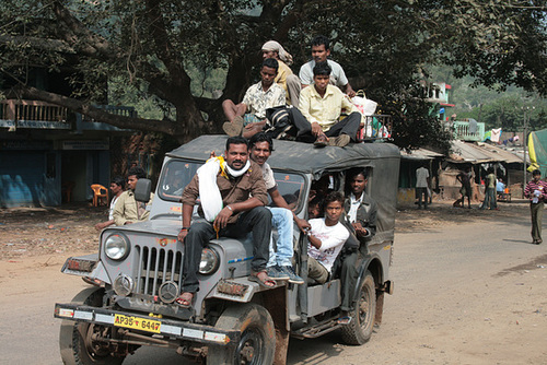 An Under-utilised Indian Jeep