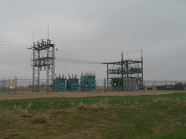 Central Power Electric - Sherwood, ND (rural)