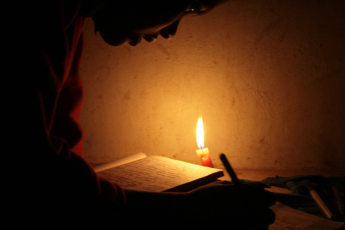 Studying Without Electricity