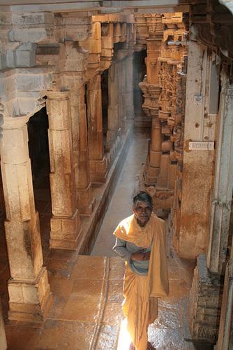 A Jain Monk
