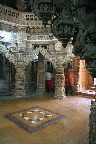 Temple Interior