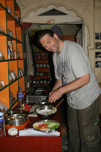 Cooking In Jodhpur