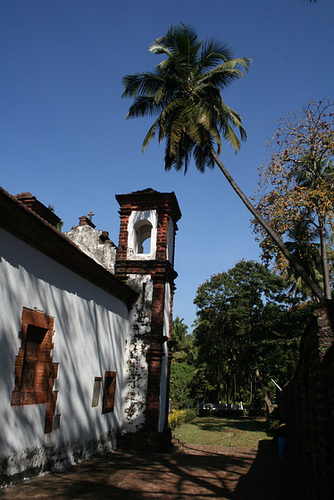 A Church In Old Goa