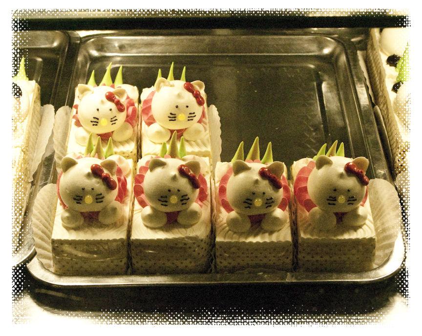 gâteaux Hello Kitty