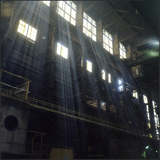 steel cathedral