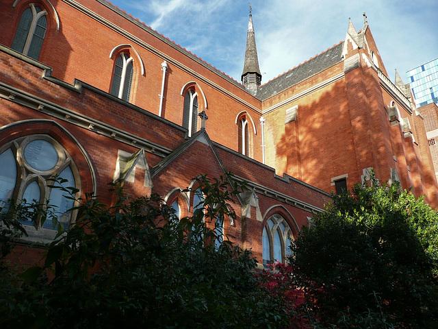 st.augustine's with st.philip's church, whitechapel, london