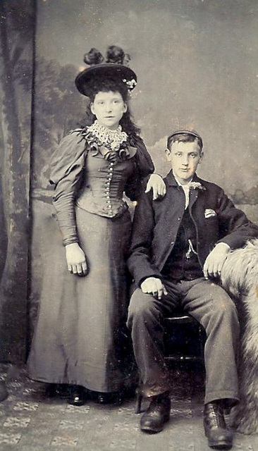 Very Young Newlyweds?