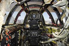 Tail Gun Compartment - Boeing B-52D Stratofortress