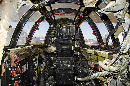 Ipernity  Tail Gun Compartment - Boeing B-52d Stratofortress